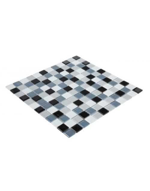 Homelux Eclipse Glass Moasic Tile (2 Pack)